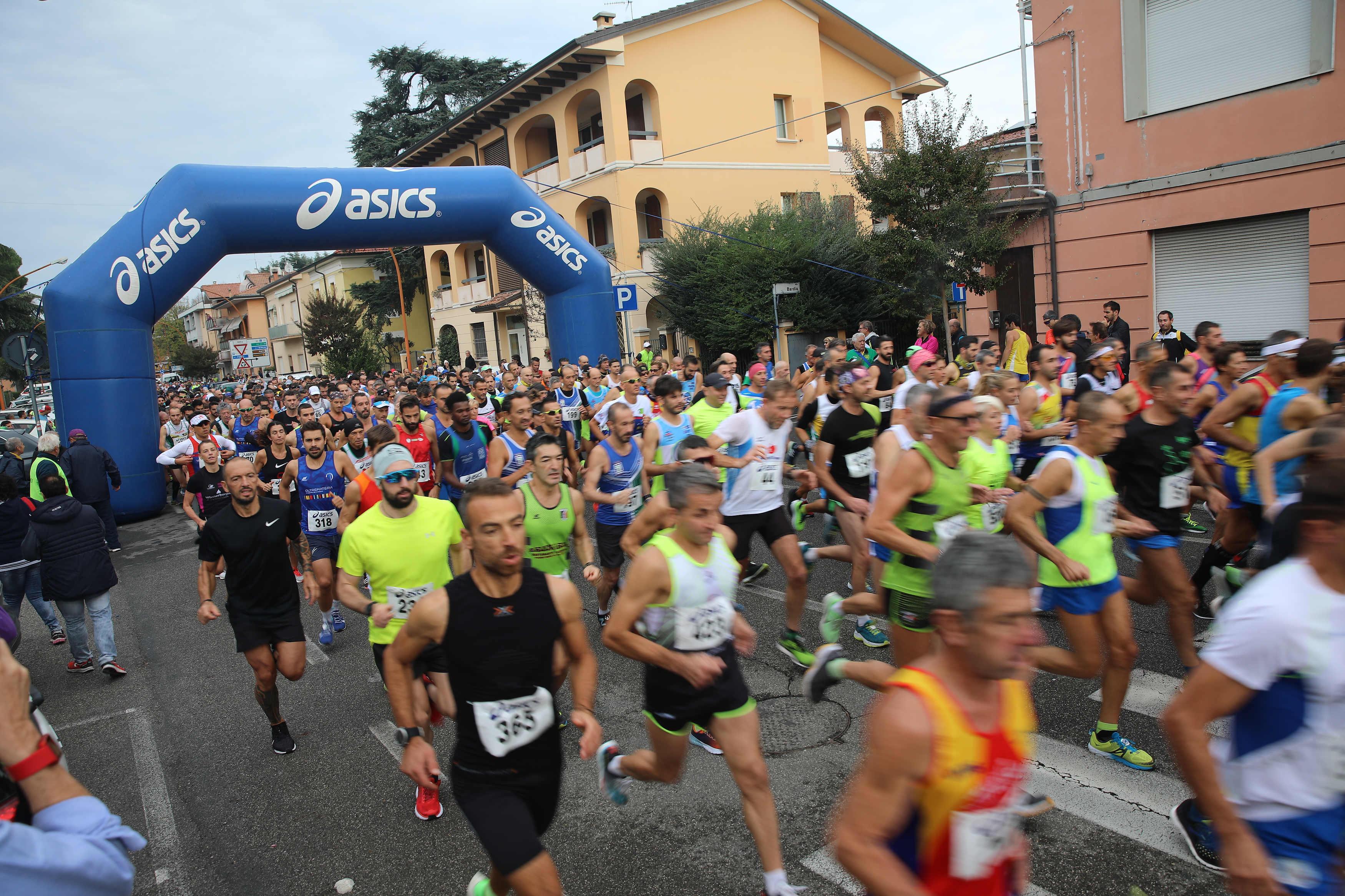 Podismo, il Giro dei Gessi a Cesena  - GALLERY
