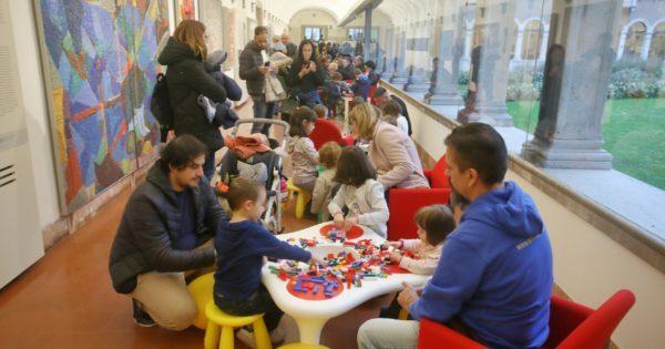 Ravenna, tutti in fila al Mar per la mostra dei Lego - Corriere Romagna