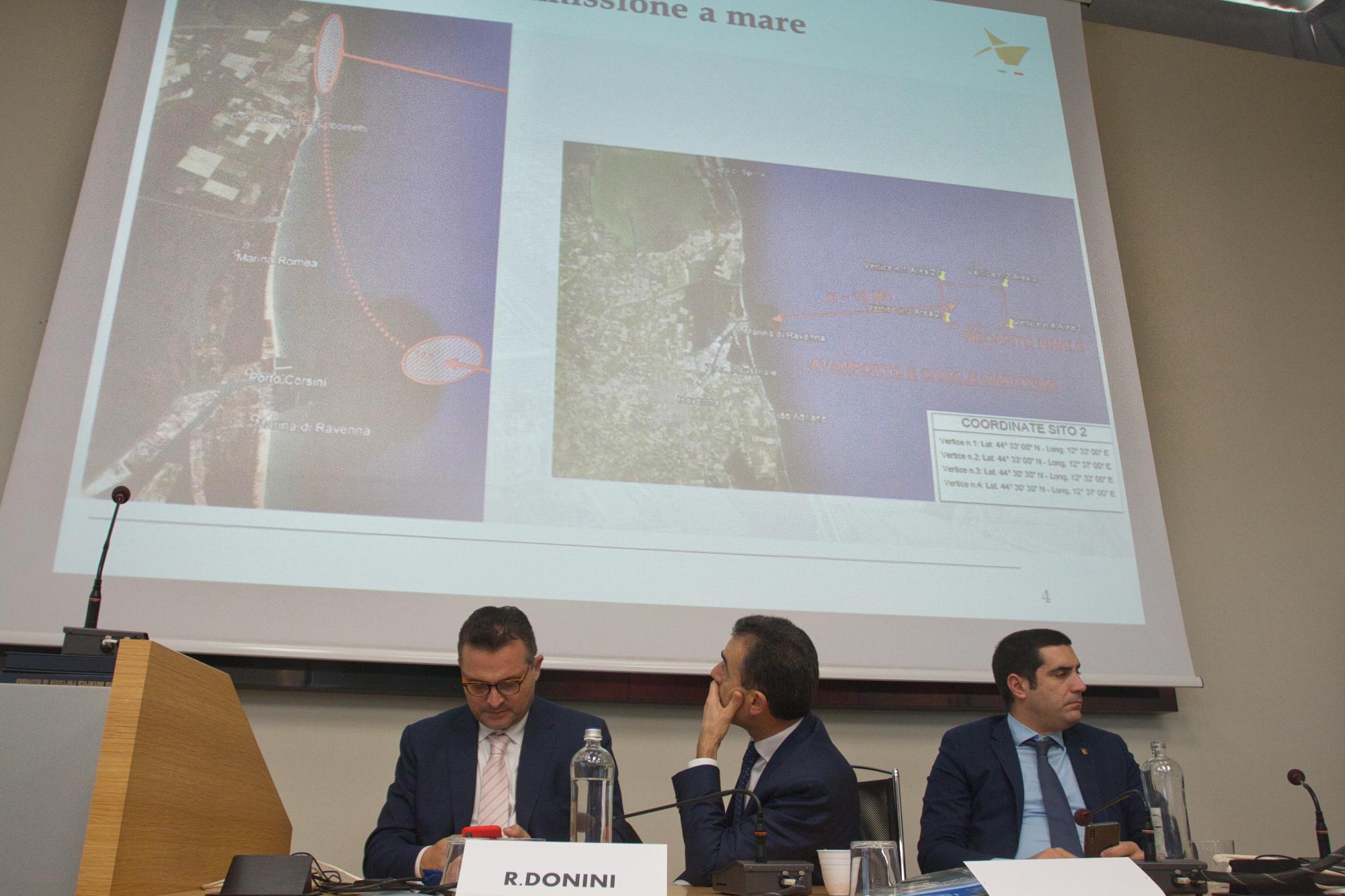 Ravenna, via al bando da 250 milioni per l'Hub portuale