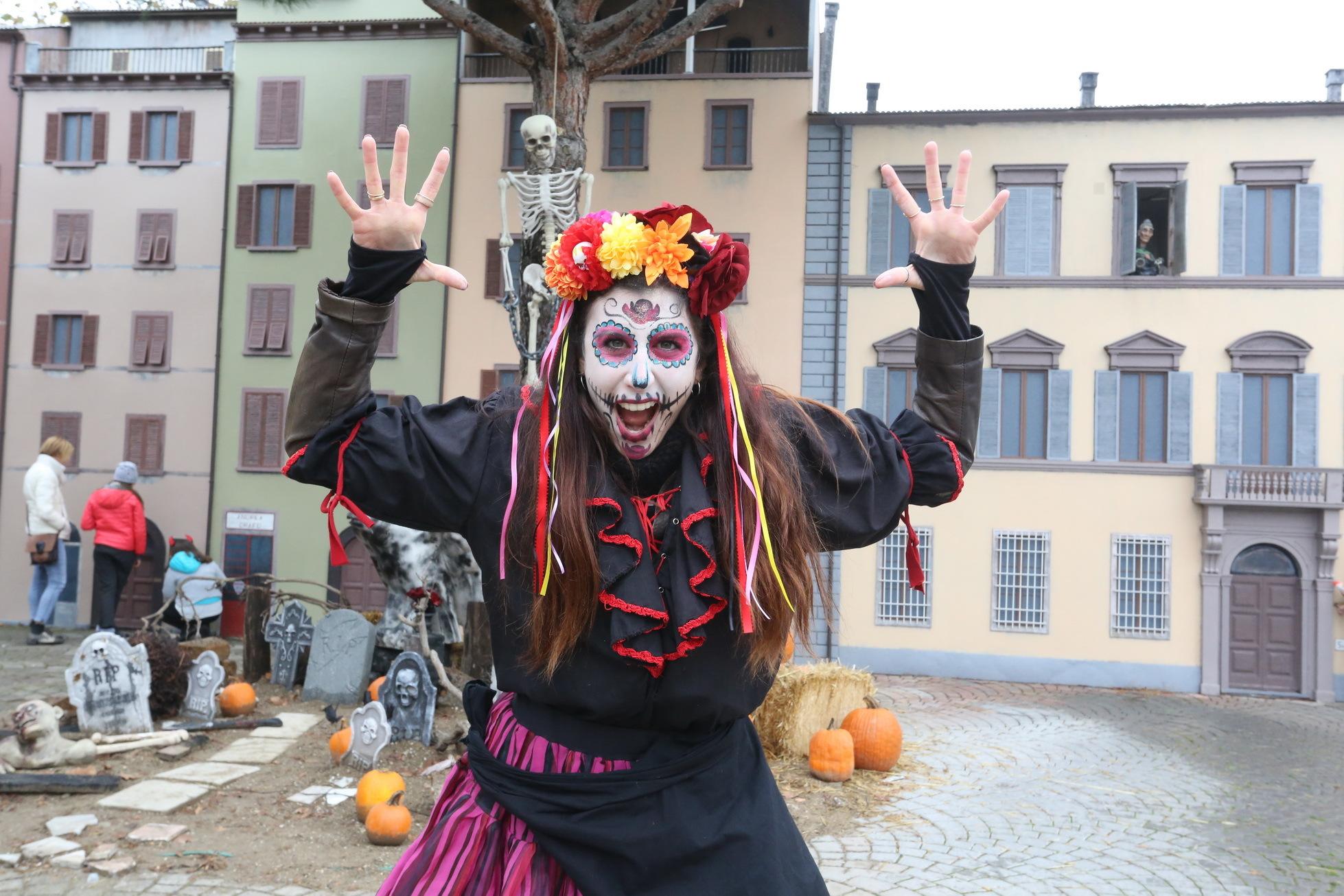 Halloween: quattro giorni da paura... Tutte le immagini