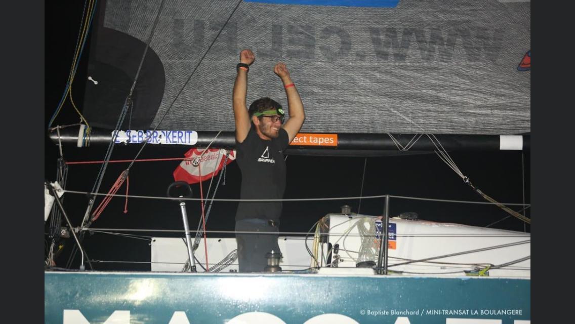 Vela, Mini Transat, Luca Rosetti arriva in Martinica