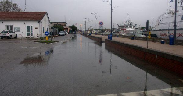 Ravenna, maltempo, chiusi alcuni sottopassi - Corriere Romagna