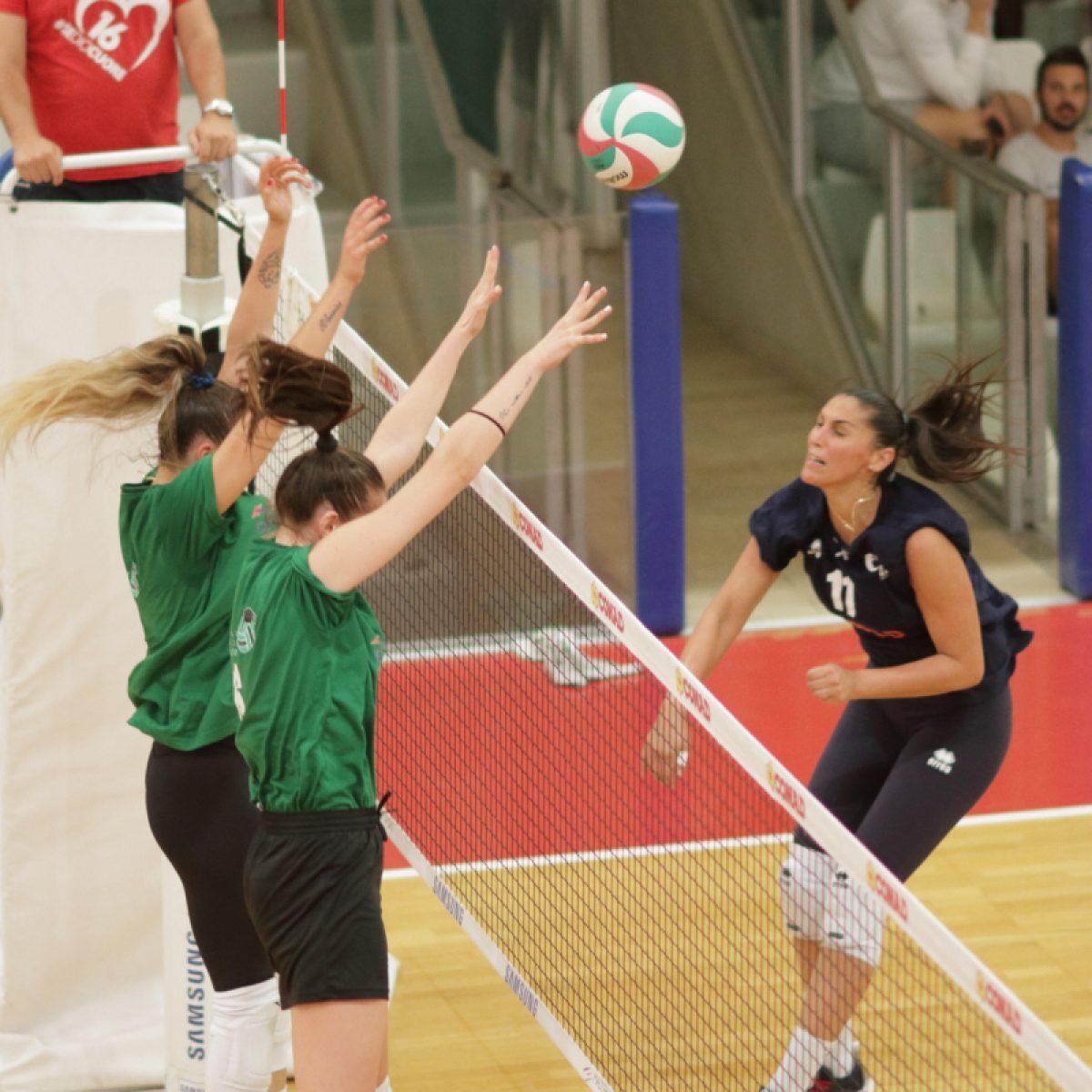 Volley, Teodora gratis per i partecipanti alla maratona di Ravenna