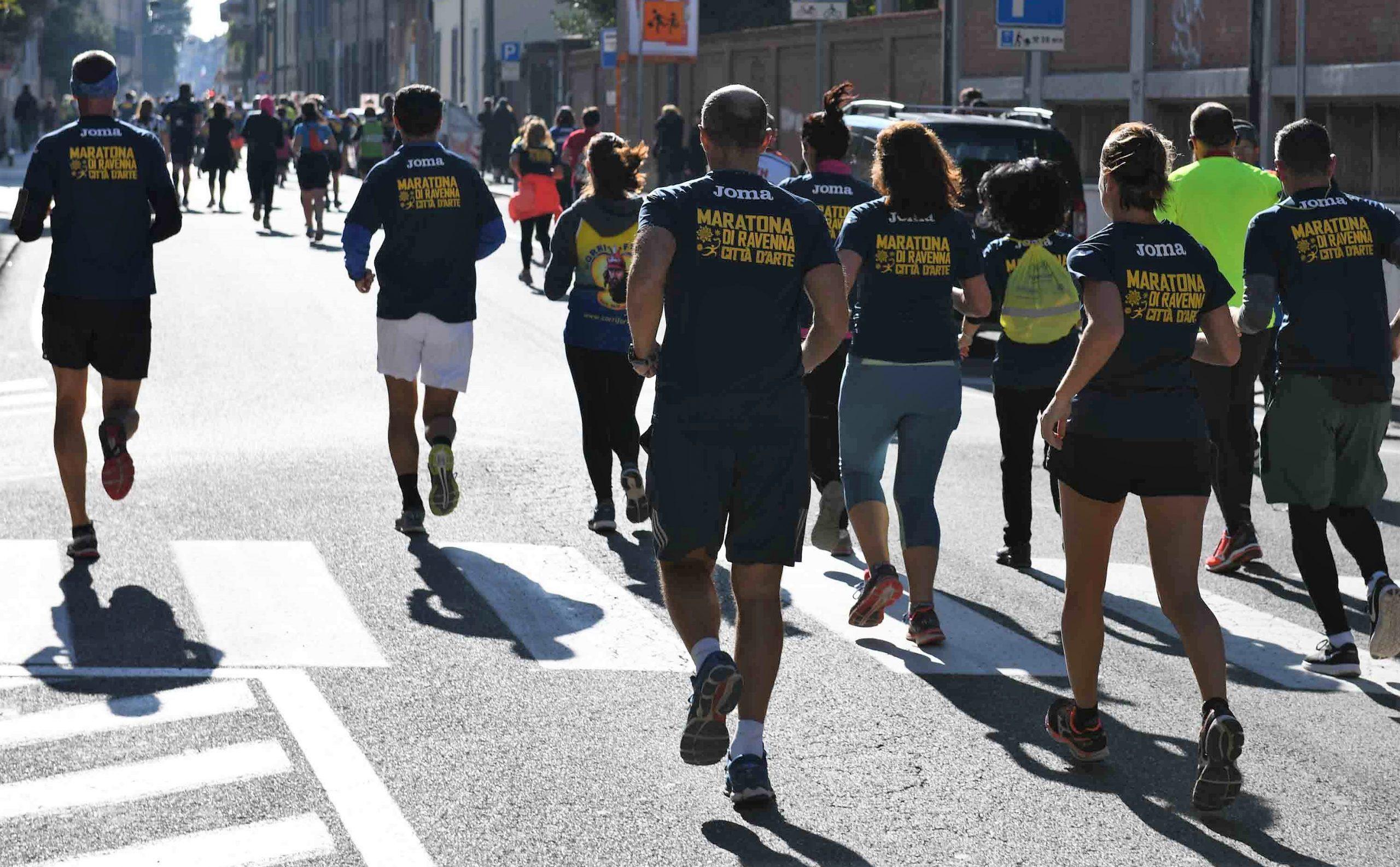 Maratona di Ravenna, Black friday per le iscrizioni