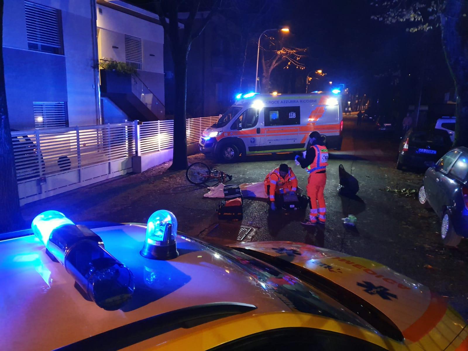 Rimini. Malore in sella alla bici, muore ex poliziotto