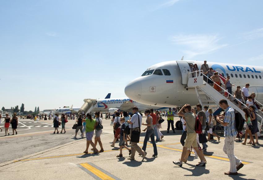 Un bando europeo per promuovere la Romagna e l'aeroporto di Rimini