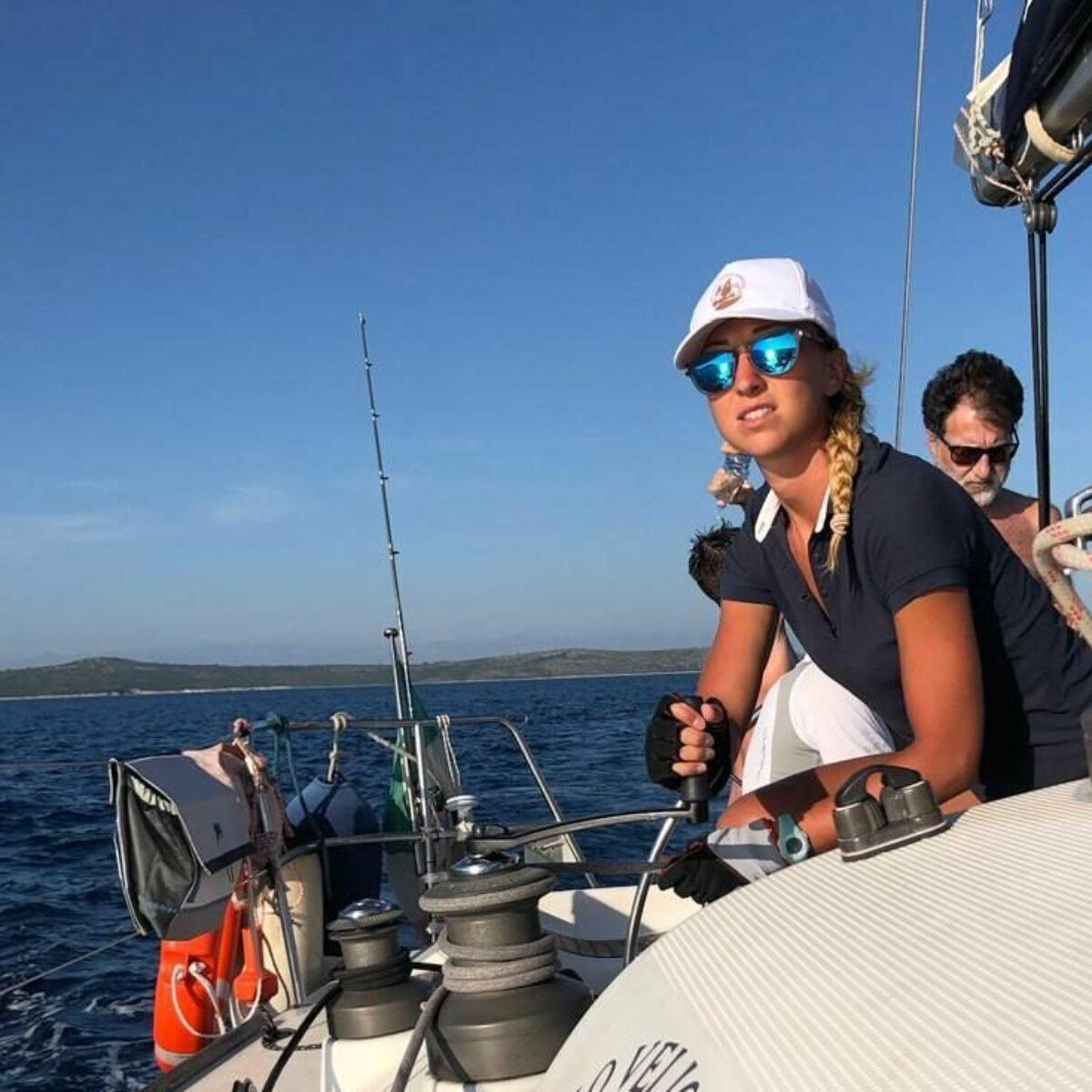 Circolo Velico Riminese, la scuola vela naviga fino in Croazia