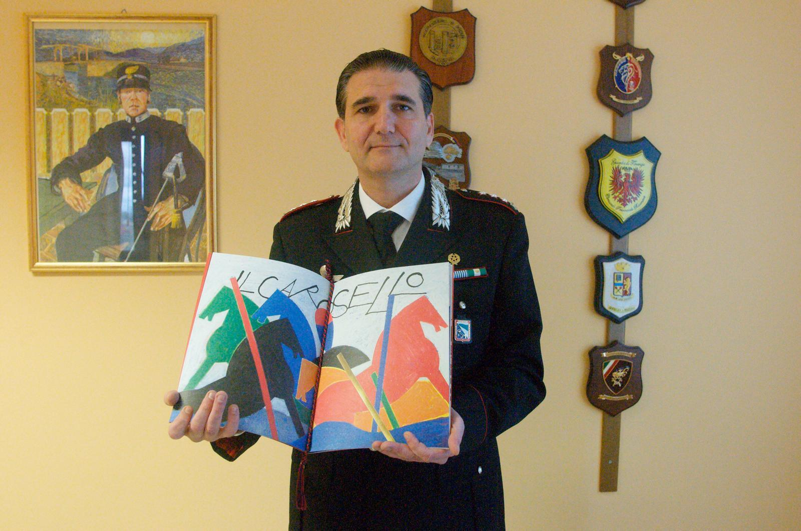 Presentato anche a Ravenna il Calendario dell'Arma 2020