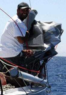 Vela, i romagnoli e il fascino dell'Atlantico in solitaria GALLERY