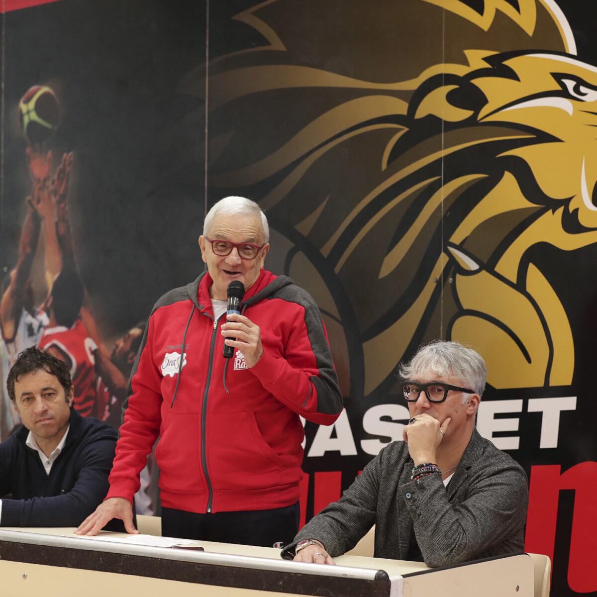 Basket Ravenna, Bruno Boero nuovo senior coach del settore giovanile