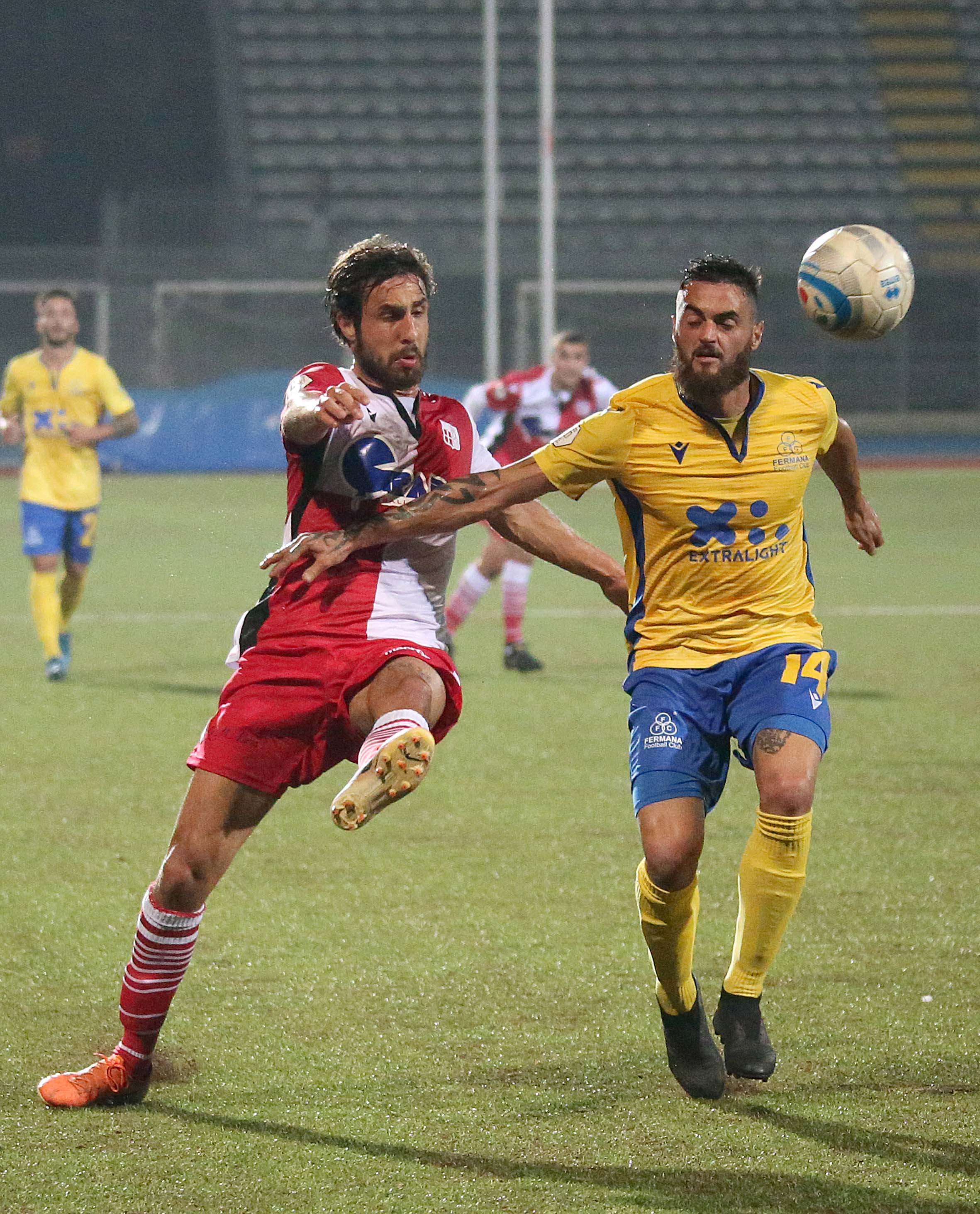 "Calcio serie C, il Rimini affossa la Vis Pesaro al ""Romeo Neri"""