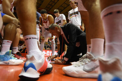 Basket, Dell'Agnello a Forlì per altre due stagioni