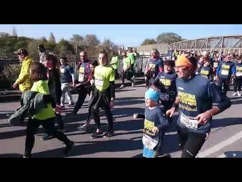 Podismo, numeri da record a Ravenna - VIDEO