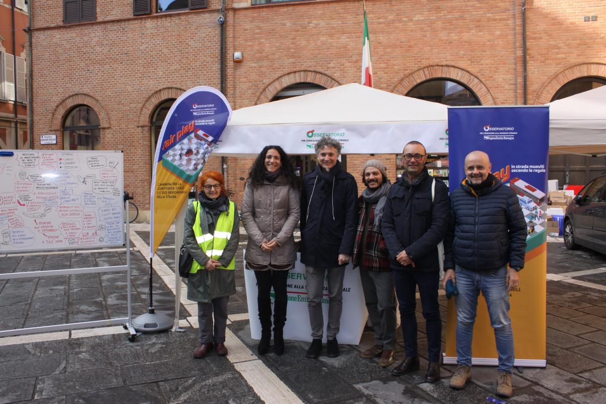 Fair play sulle strade, a Cesena parte campagna per guida responsabile