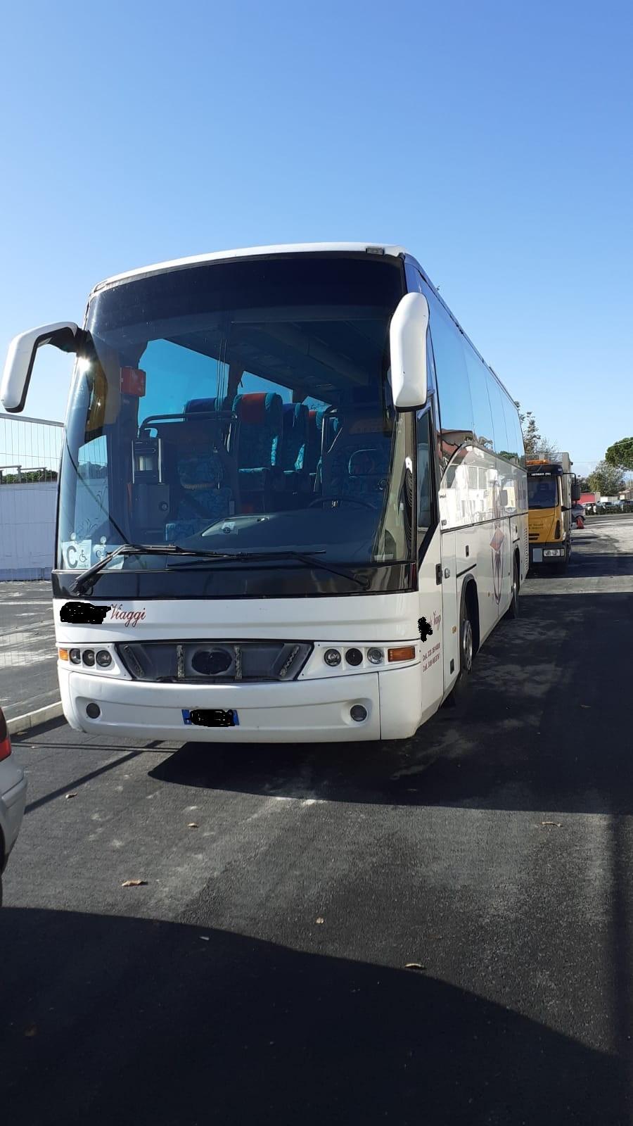 """Bus non sicuro, pellegrini in viaggio a Rimini """"graziati"""" dalla fede"""