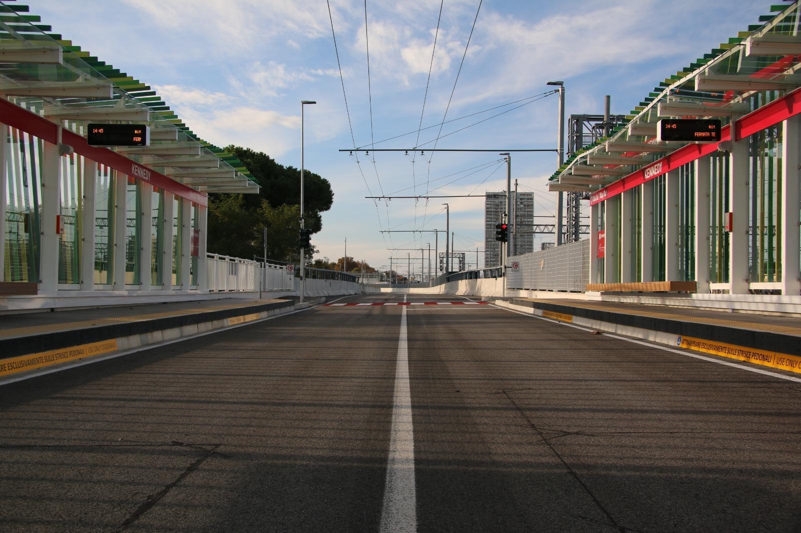 """""""Metromare, oltre diecimila auto in meno al giorno. Meno 11% di Pm10"""""""