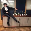 Parla romagnolo e stappa bottiglie da sogno al 67 Pall Mall di Londra