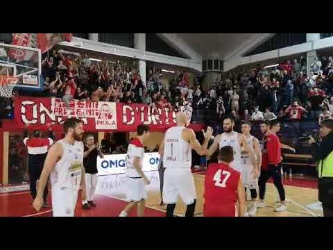 Basket A2, Masciadri fa esultare Imola (77-76) - VIDEO