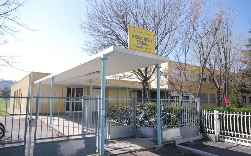 """Riccione, la palestra della scuola """"Cervi"""" sarà demolita e ricostruita"""
