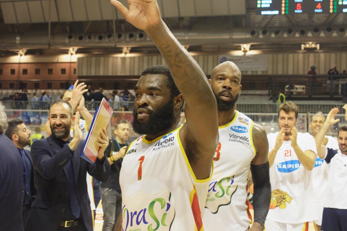 Basket A2, l'OraSì schianta Udine