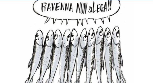 """Ravenna, le """"sardine"""" posticipano il raduno: sarà il 5 con Salvini"""