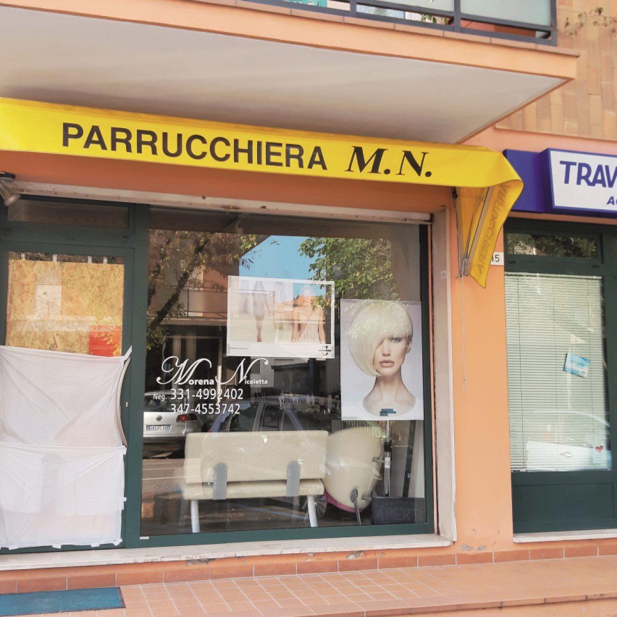 Spaccate, a Cesena presi di mira i saloni di parrucchiere ed estetica