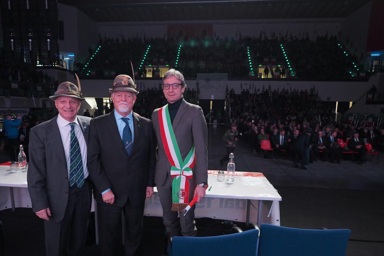 Nasce il Comitato d'onore dell'Adunata nazionale Alpini di Rimini