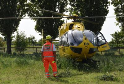 Forlì, tragico incidente sulla Ravegnana: un morto, statale chiusa