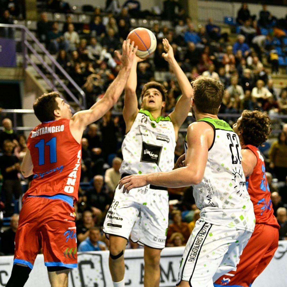 Basket, Amedeo Tiberti lascia Faenza