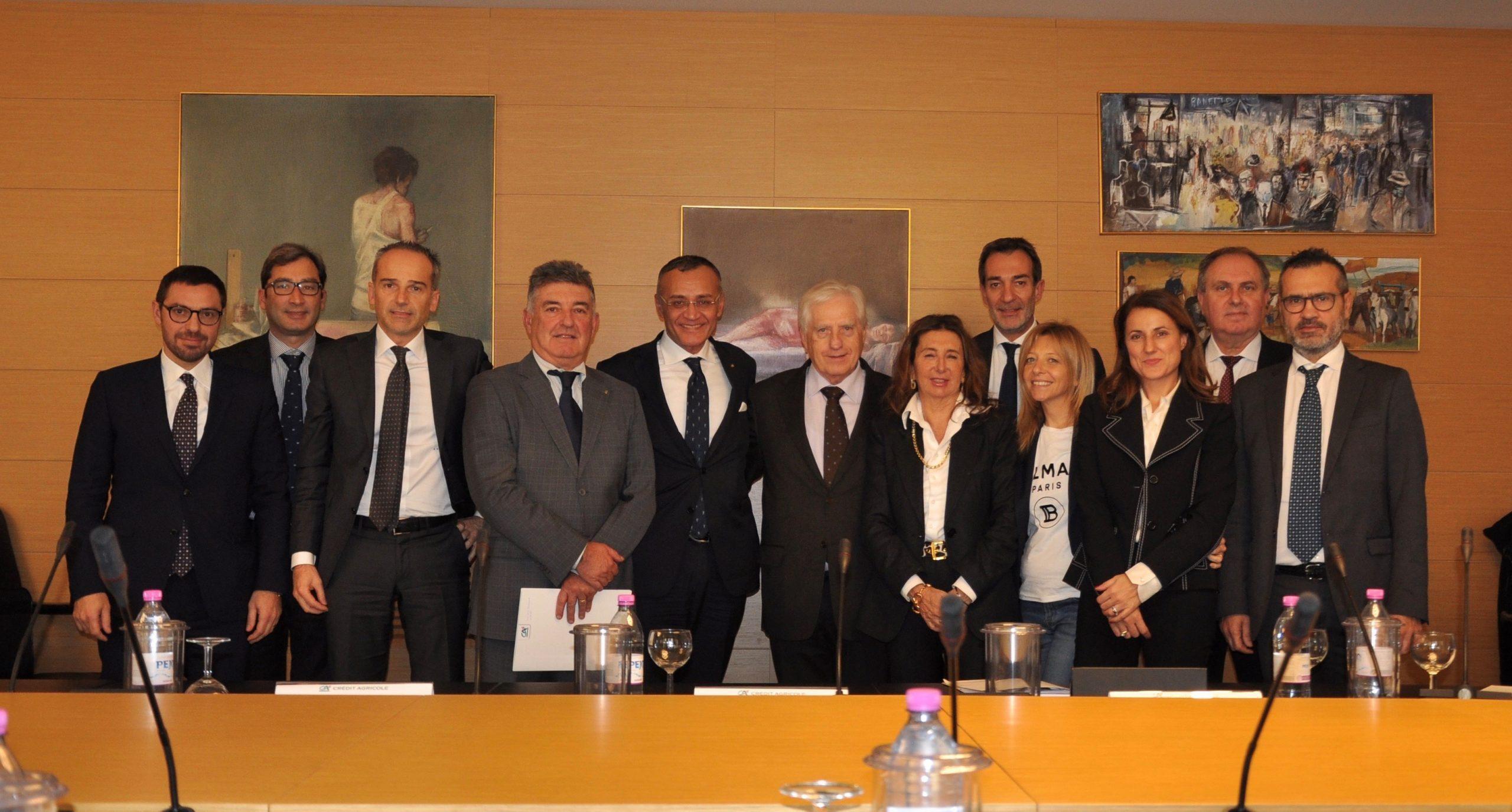 Banche, nasce il Comitato Territoriale Romagna di Crédit Agricole