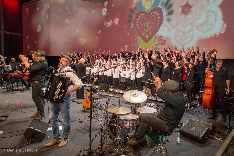 Riccione, il concerto di Santo Stefano con 130 interpreti. FOTOGALLERY