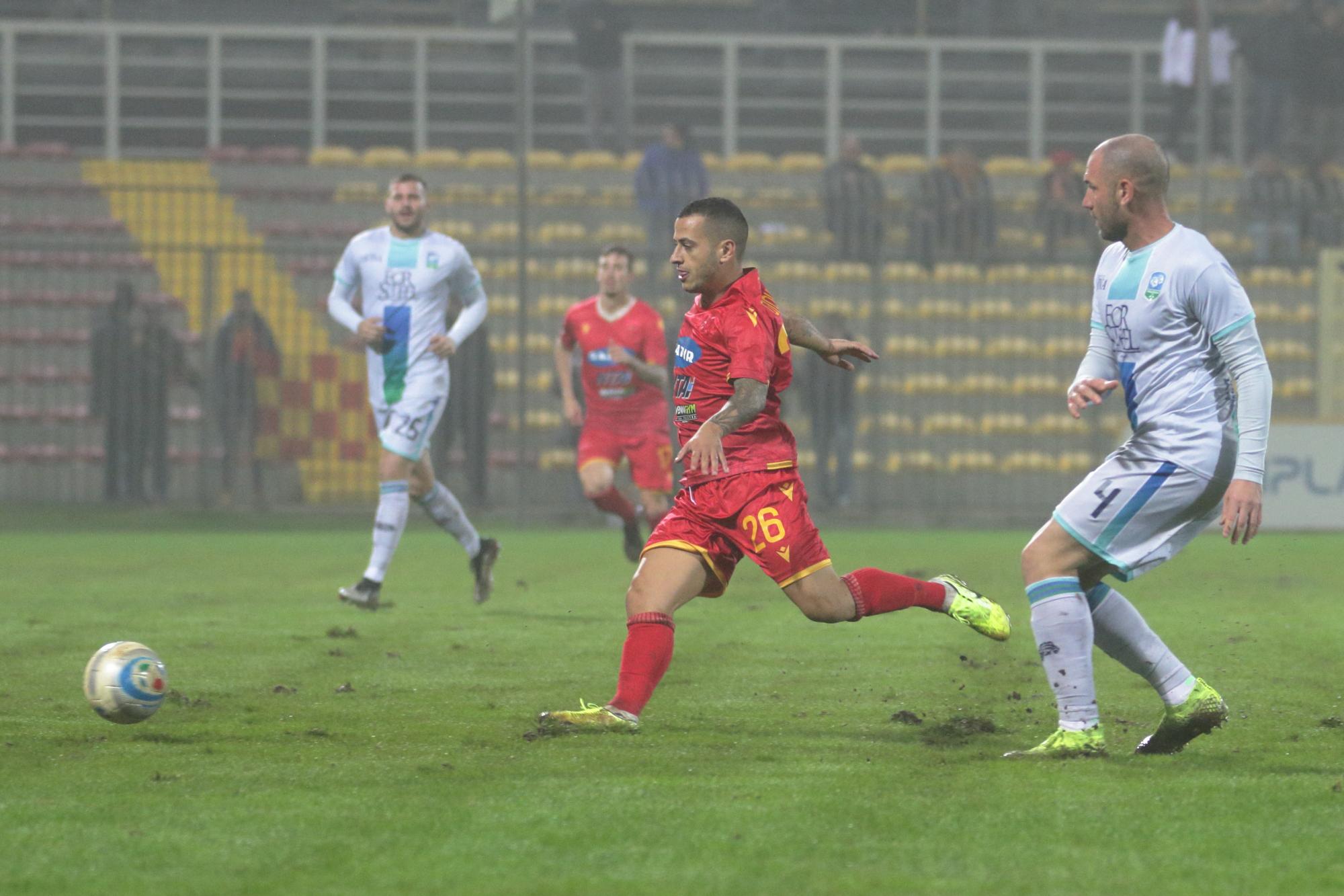 Calcio, Ravenna senza paura contro il Sudtirol