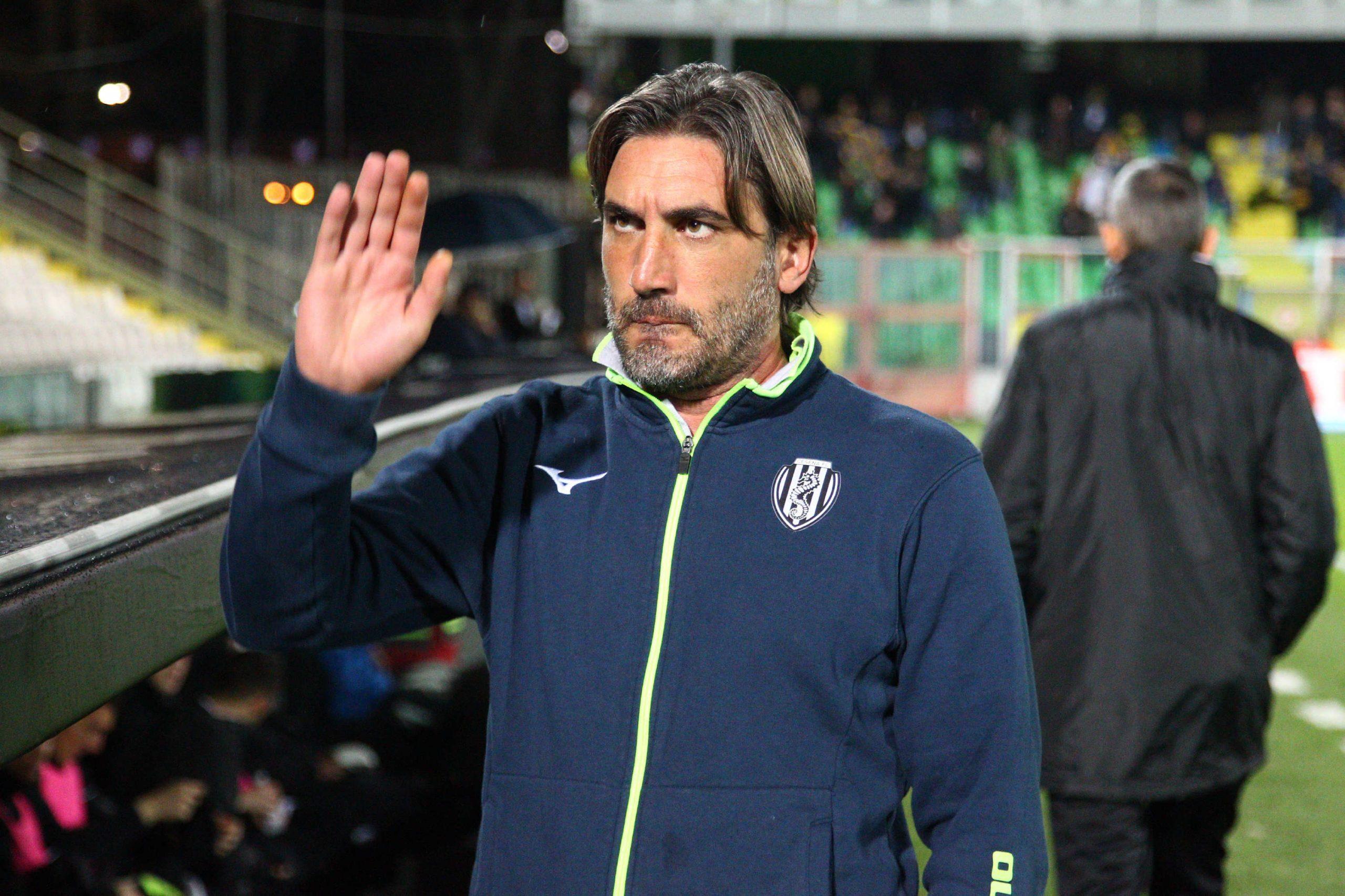 Calcio, un ottimo Cesena viene raggiunto dalla Feralpi al 90'