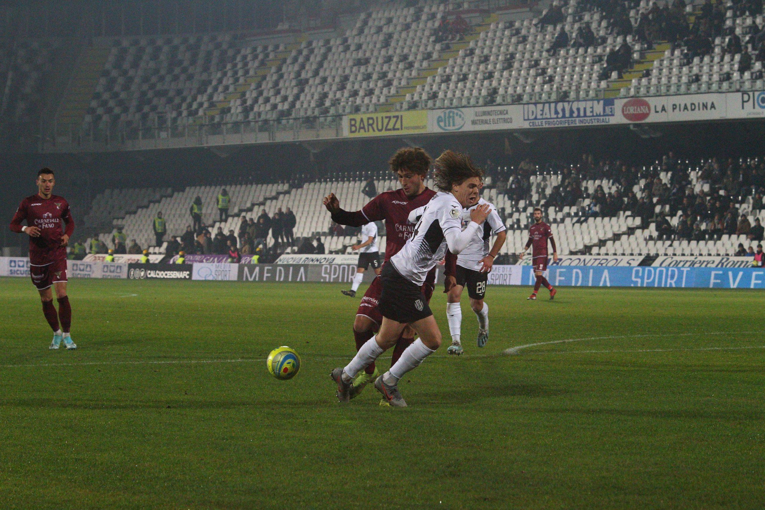 Calcio, per Arzignano-Cesena il settore ospiti costa 15 euro