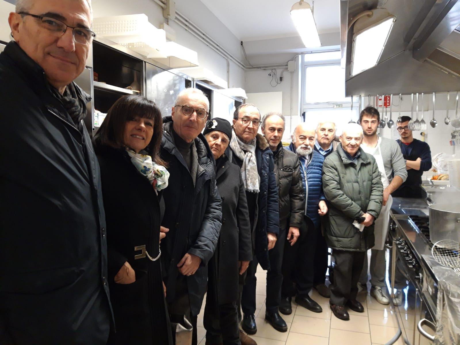 Mensa dei poveri, donate nuove attrezzature per la cucina