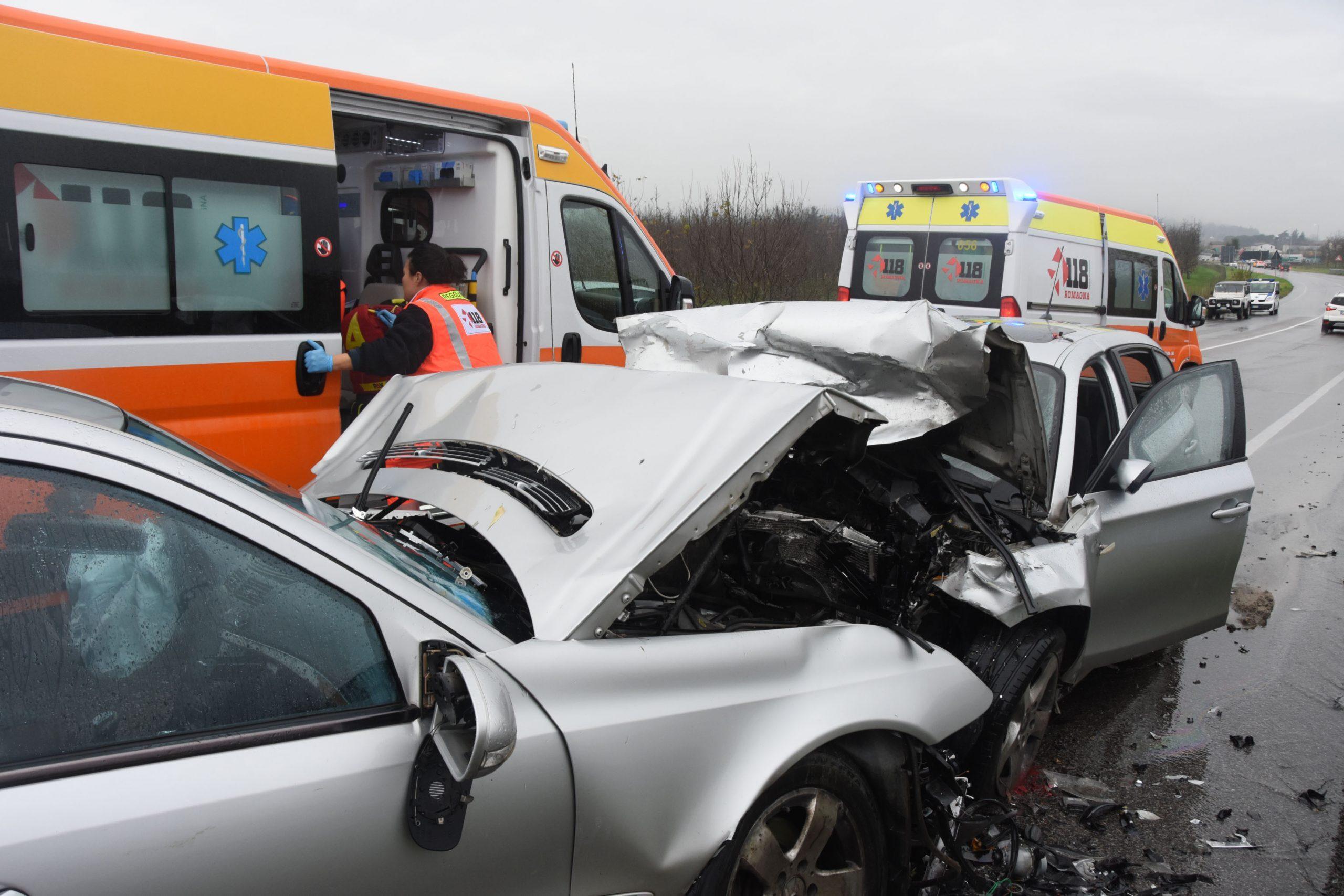 Morto uno dei feriti nell'incidente sulla tangenziale di Forlì