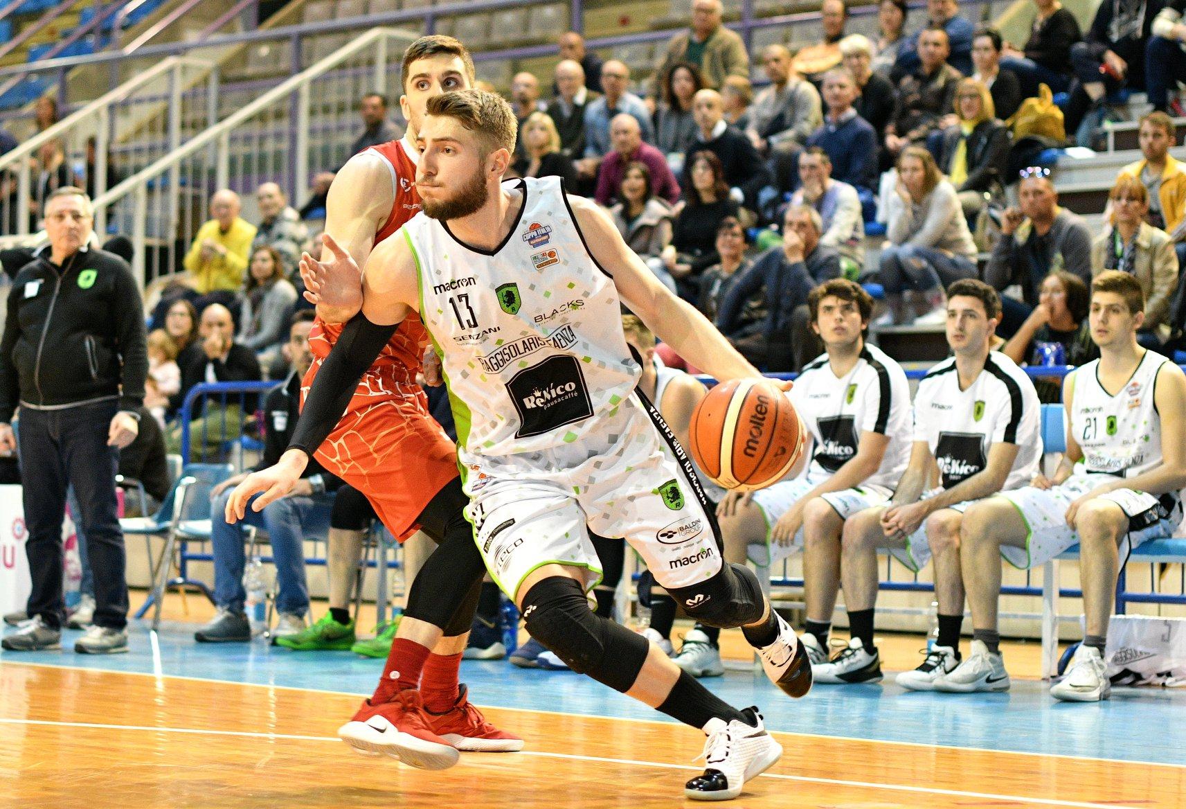 Basket, la Rekico riabbraccia Marco Petrucci