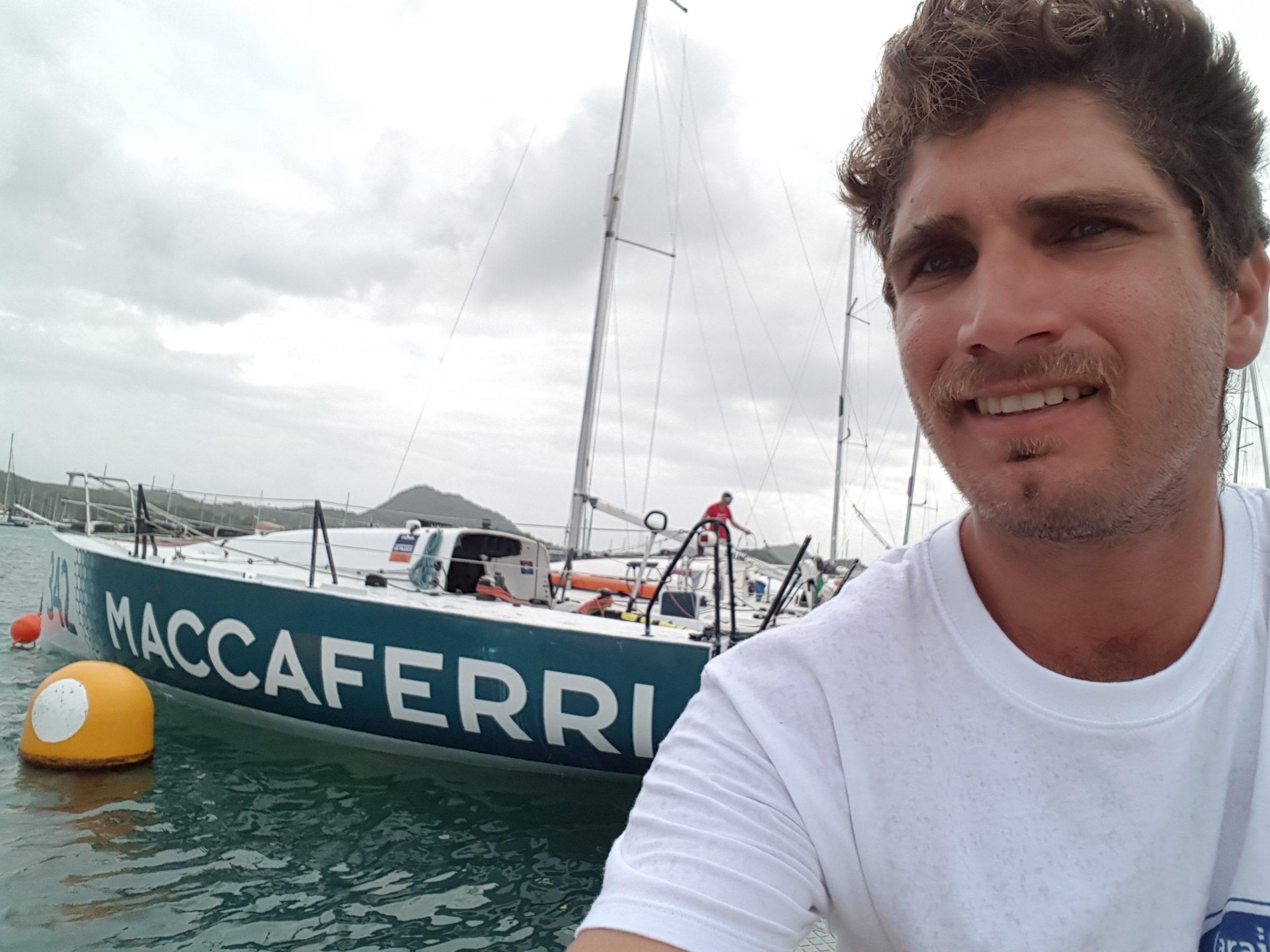 Vela, Luca Rosetti: «Adesso voglio puntare in alto»
