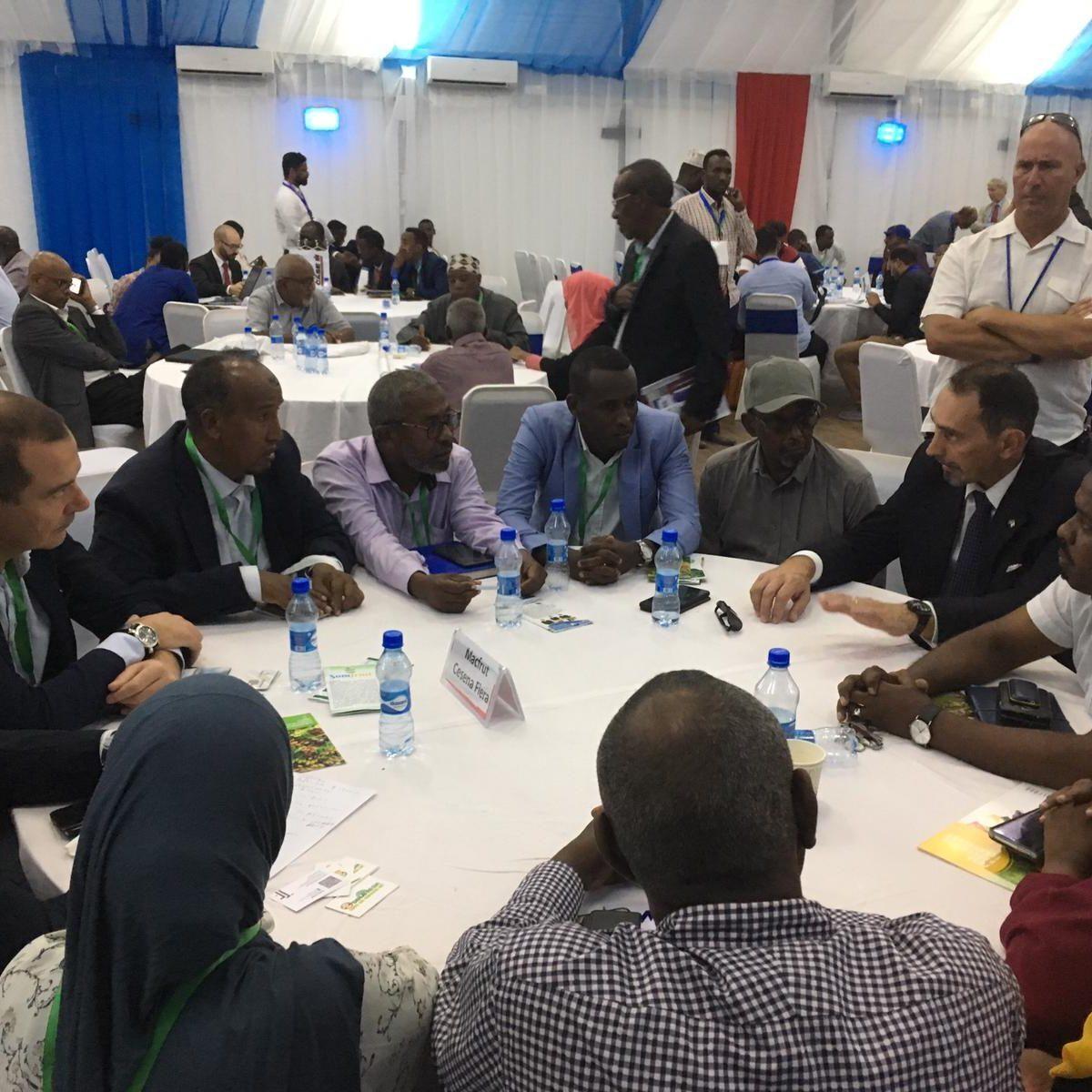Ortofrutta, anche la Somalia all'edizione 2020 del Macfrut