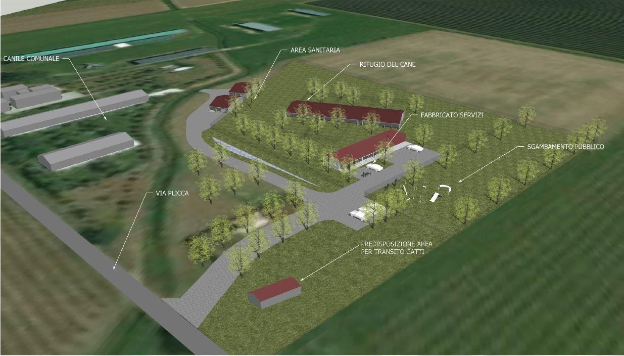 Faenza, a giugno inaugura il nuovo Rifugio del Cane dell'Enpa