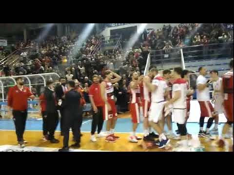 Basket, l'Unieuro  va troppo forte per l'Andrea Costa (77-99)  - VIDEO
