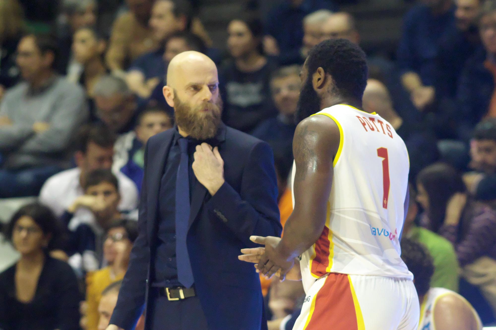 Basket, un altro capolavoro dell'OraSì (74-75)