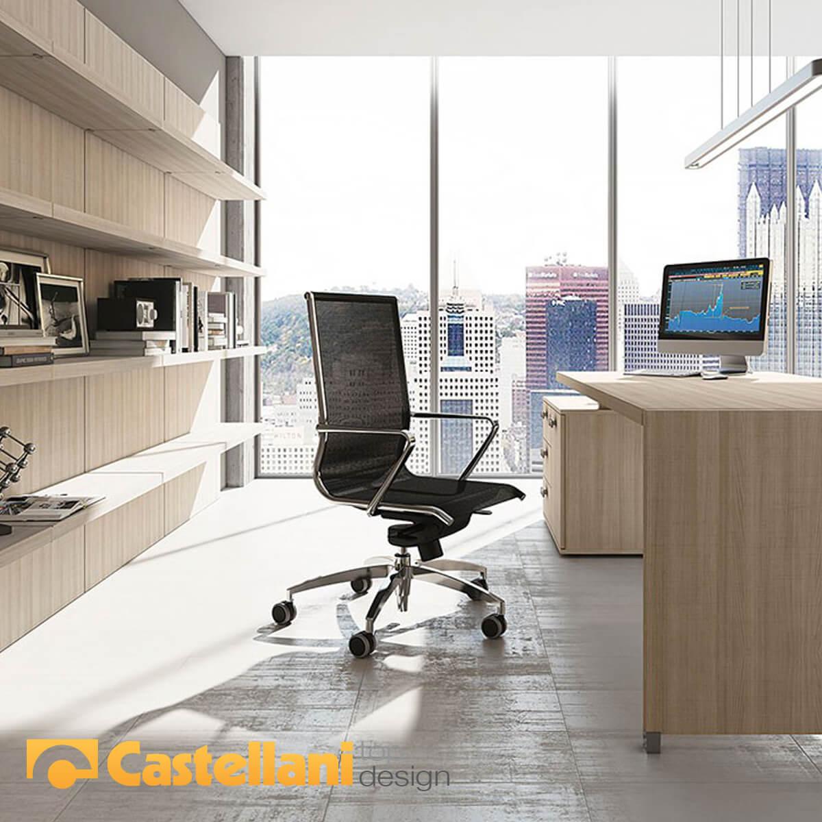 Come progettare l'arredamento per ufficio grazie a Castellani Shop