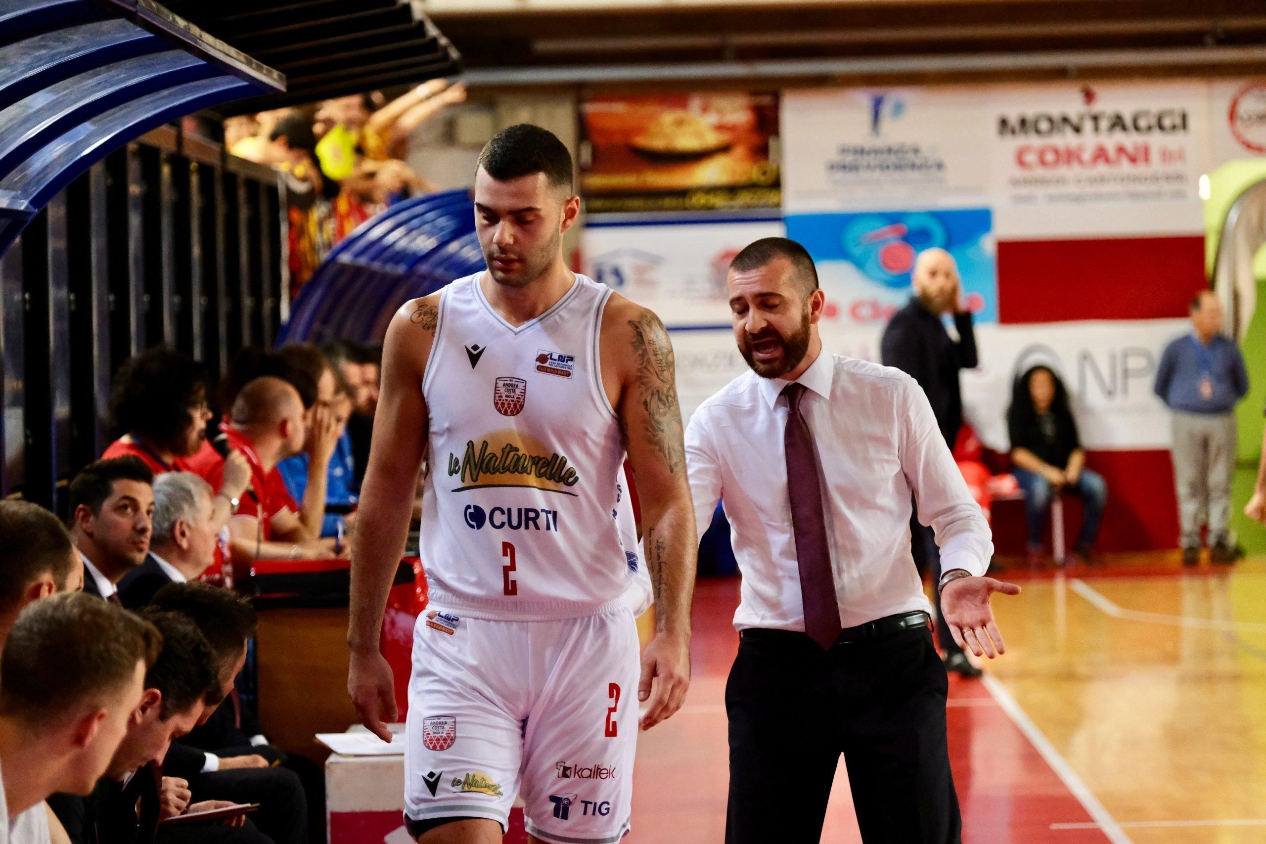 Basket, la Naturelle perde Ivanaj per due turni