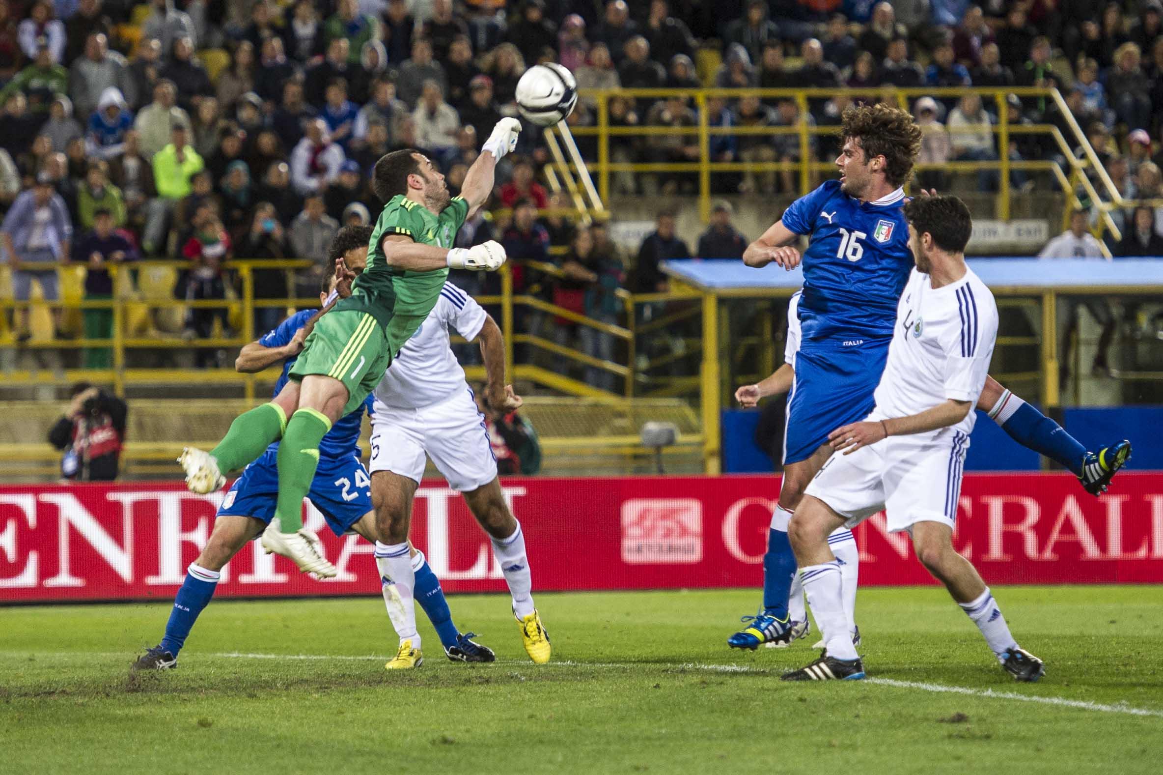 Calcio, il 29 maggio Italia-San Marino a Cagliari