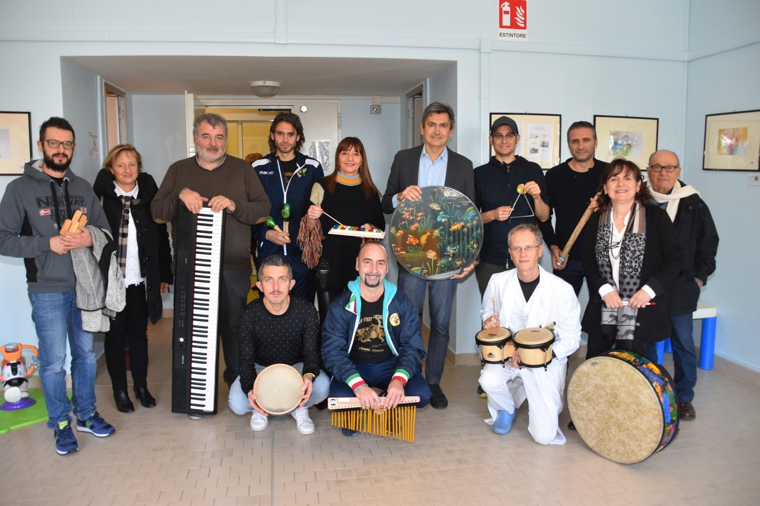 Note come cura La musicoterapia entra negli ospedali di Forlì e Cesena