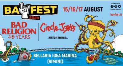 Ferragosto punk a Bellaria. Al Bay Fest, Bad Religion e Circle Jerks