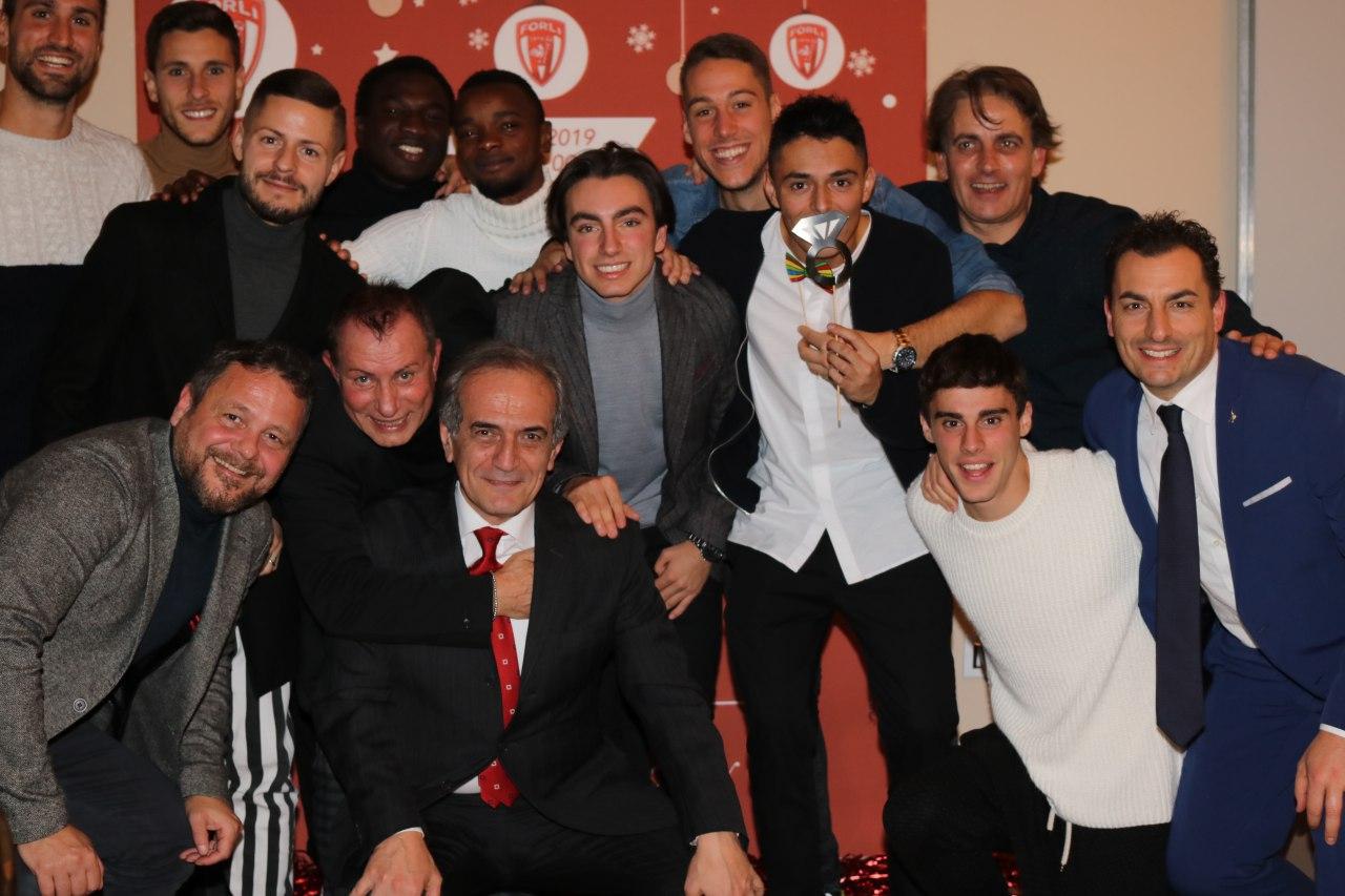 Calcio D, feste a fin di bene per il Forlì