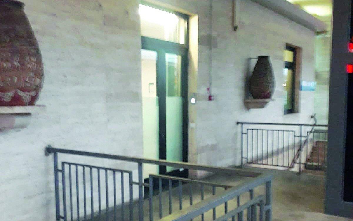 Faenza, colpo fallito alla cassaforte della biglietteria in stazione