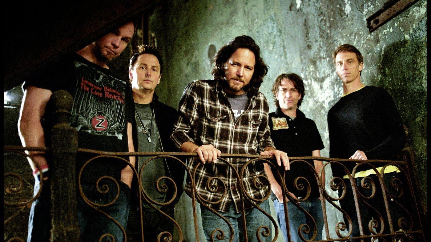 I Pearl Jam in concerto a Imola il 5 luglio 2020 Biglietti disponibili